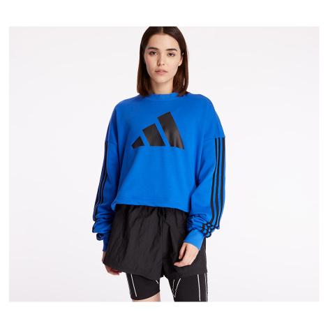 adidas Adjustable Three Stripes Sweatshirt Blue
