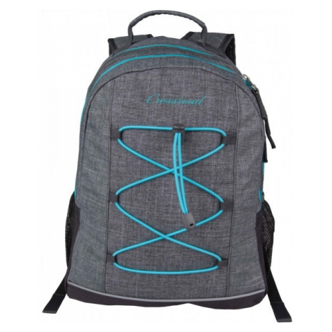 Crossroad DAYPACK 15 gray - City backpack