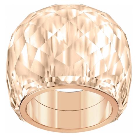 Swarovski Nirvana Ring, Gold tone, Rose-gold tone PVD