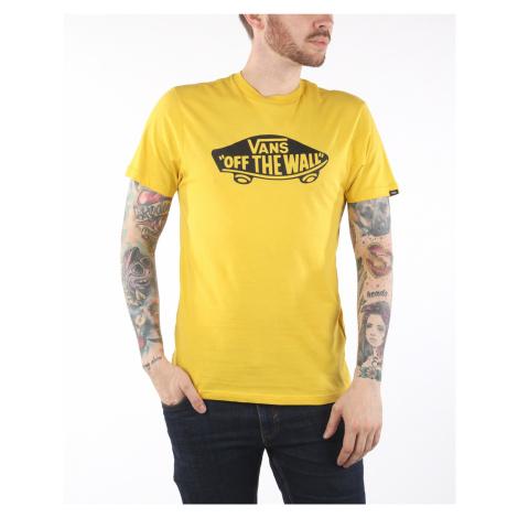 Vans T-shirt Yellow