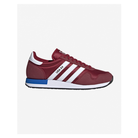 adidas Originals USA 84 Sneakers Red