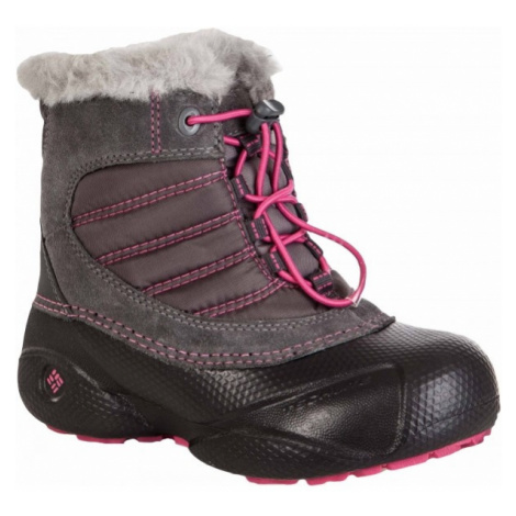 Columbia YOUTH ROPE TOW KIDS pink - Kids' Winter Boots