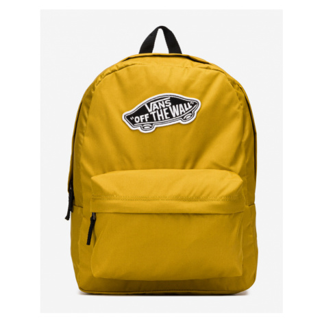 Vans Realm Backpack Yellow
