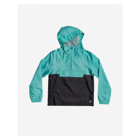 Quiksilver Kids Jacket Black Blue