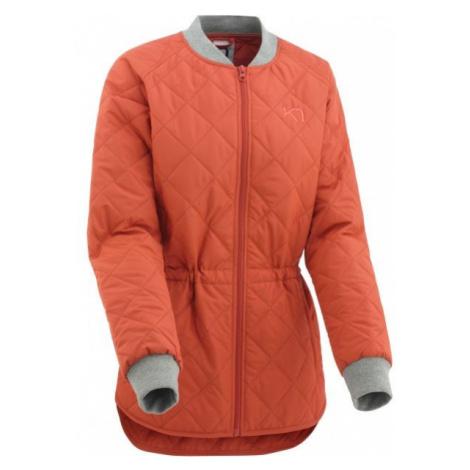 KARI TRAA SPILDE JACKET orange - Women's jacket