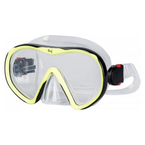 Finnsub REEF MASK yellow - Diving mask