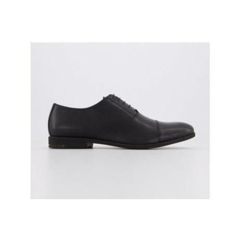 Vagabond Linhope Toe Cap Shoe BLACK