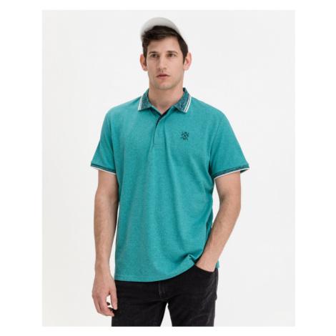 Tom Tailor Polo Shirt Green