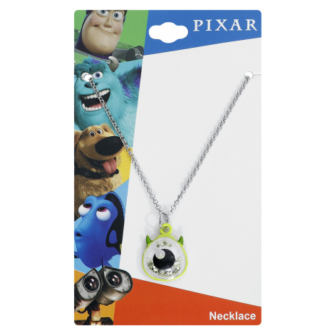 Monsters, Inc. - Mike Shaker - Necklace - green