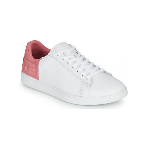Lacoste CARNABY EVO 419 2 SFA women's Shoes (Trainers) in White