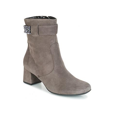 Ara GESPIRINO women's Low Ankle Boots in Grey