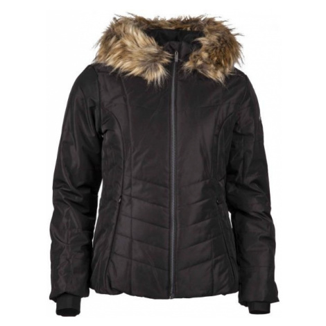 Willard VERESA black - Women's quilted jacket