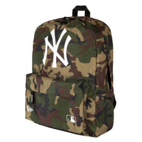 New Era MLB STADIUM BAG NEW YORK YANKEES beige - Men's backpack