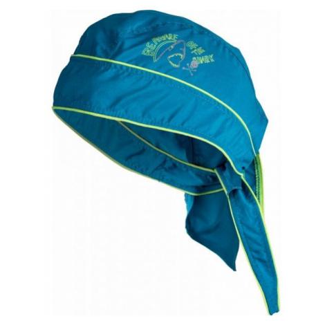 Lewro PALINO blue - Children's scarf
