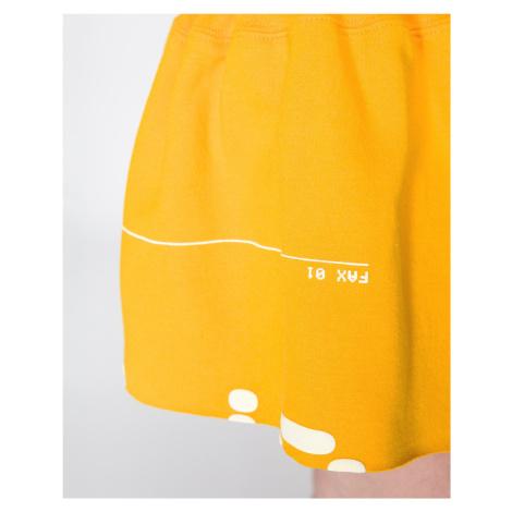 Jakub Polanka x Bibloo Game on. Skirt Yellow