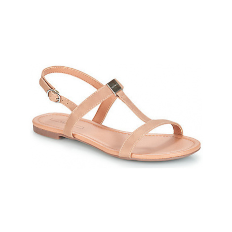 Esprit Pepe T-Strap women's Sandals in Beige
