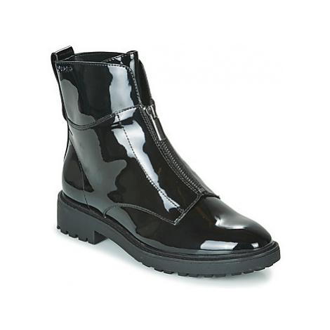 Esprit COCOS ZIP BOOTIE women's Mid Boots in Black