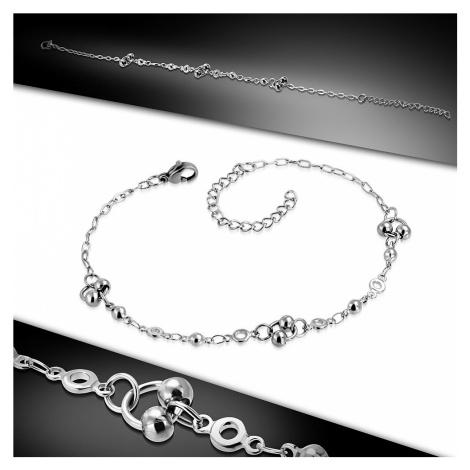 bracelet Body Art ANK315 - Balls
