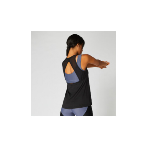 Metallic Vest — Black Myprotein