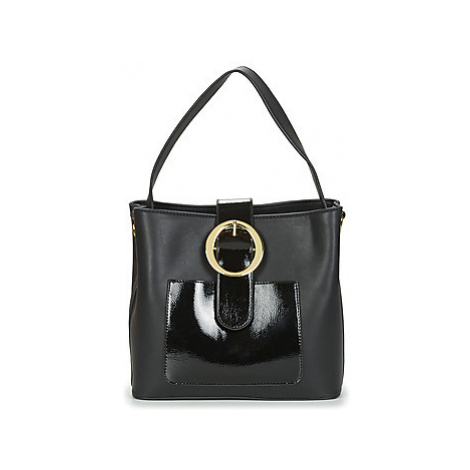 Moony Mood LIMINI women's Shoulder Bag in Black