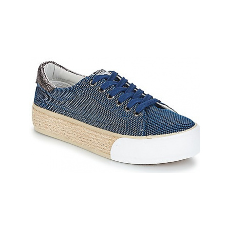 MTNG ERTIMOR women's Shoes (Trainers) in Blue