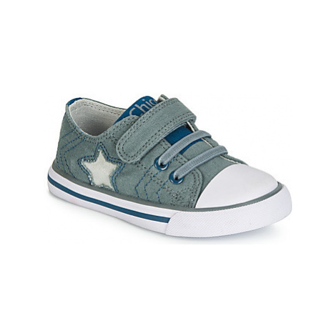 Chicco COMOS boys's Children's Shoes (Trainers) in Grey