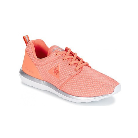 Le Coq Sportif DYNACOMF W FEMININE MESH/METALLIC women's Shoes (Trainers) in Pink
