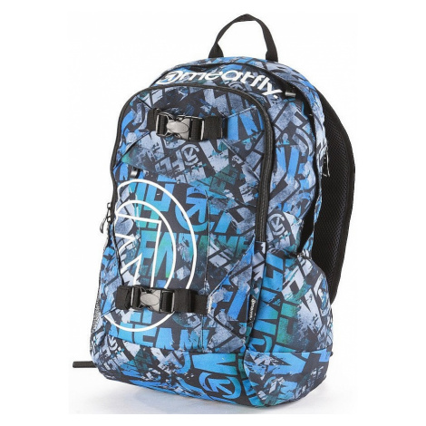 backpack Meatfly Basejumper - A/Coma Blue