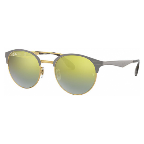 Ray-Ban Rb3545 Unisex Sunglasses Lenses: Green, Frame: Grey - RB3545 9007A7 51-20