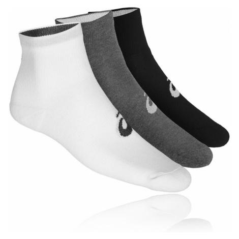 Asics Quarter Running Socks (3 Pack) - SS21