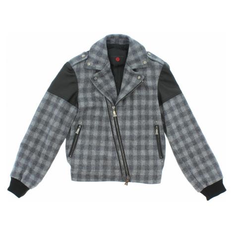 John Richmond Kids Jacket Black Grey