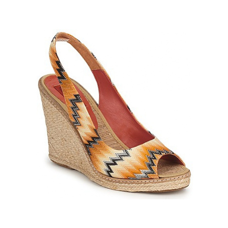 Missoni VM046 women's Sandals in Multicolour