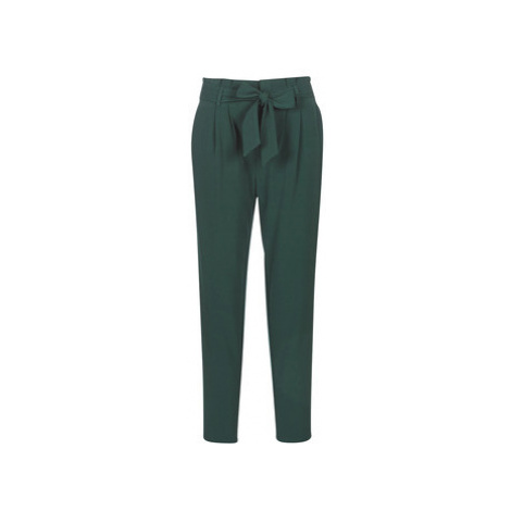 Betty London LESSLAYE women's Trousers in Green