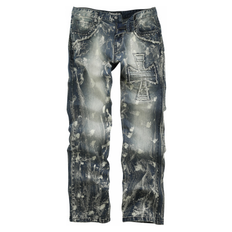 Doomsday - Rocky Salomon - Jeans - blue
