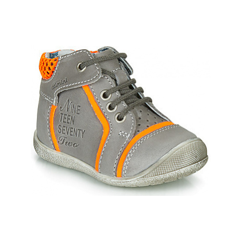 Catimini SEREVAL boys's Children's Mid Boots in Grey