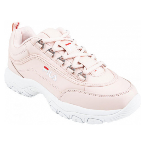 Fila STRADA LOW WMN pink - Women's leisure shoes