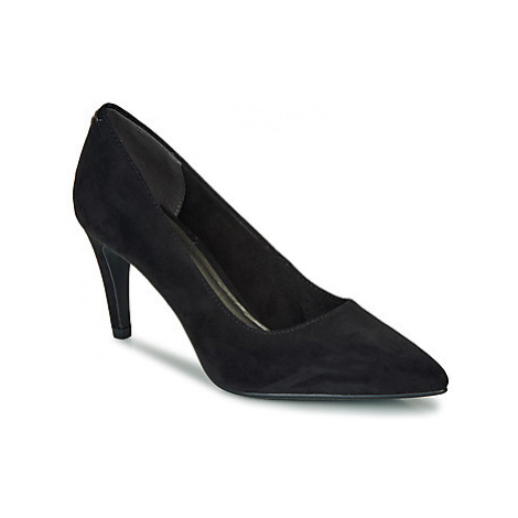 Tamaris SEAGULL women's Court Shoes in Black