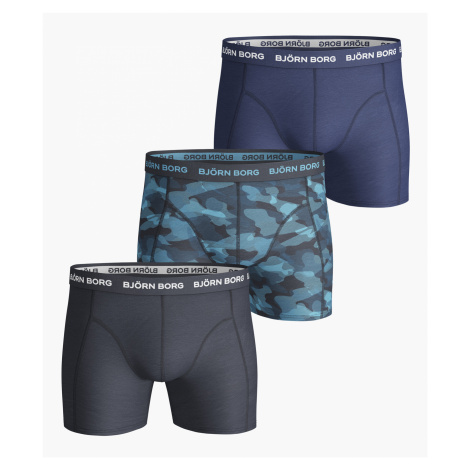 SHADELINE ESSENTIAL SHORTS 3-PACK Total Eclipse Bjorn Borg