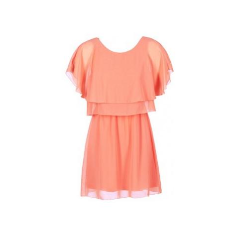 Vila VIMAGILE women's Dress in Pink