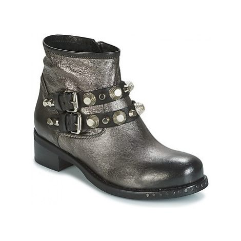 Mimmu BERLO women's Mid Boots in Grey