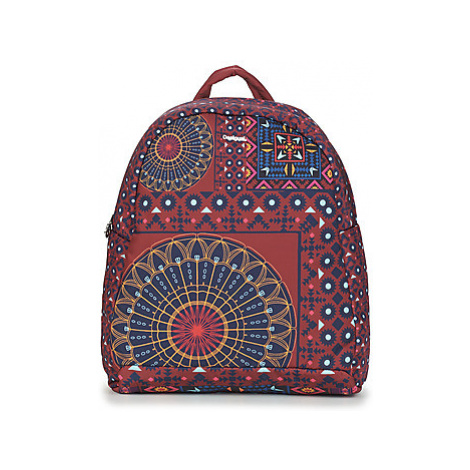 Desigual ATARI VENICE women's Backpack in Bordeaux
