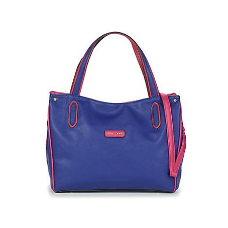 Ted Lapidus ELEONORE women's Shoulder Bag in Blue