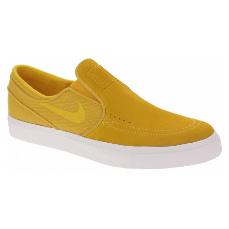 shoes Nike SB Nike Zoom Stefan Janoski Slip - Yellow Ochre/Yellow Ochre/White - men´s