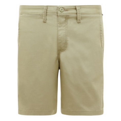 Vans MN AUTHENTIC STRETCH SHORT brown - Men's chino shorts
