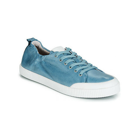 Blackstone RM49 men's Shoes (Trainers) in Blue