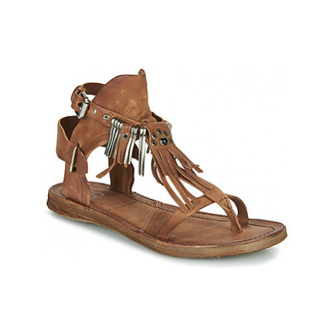 Airstep / A.S.98 RAMOS women's Sandals in Brown