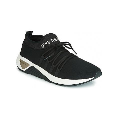 Diesel S-KB SL II men's Shoes (Trainers) in Black