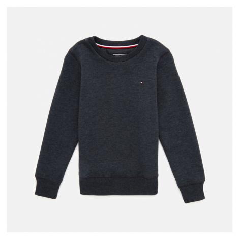 Tommy Hilfiger Boys' Basic Sweatshirt - Sky Captain