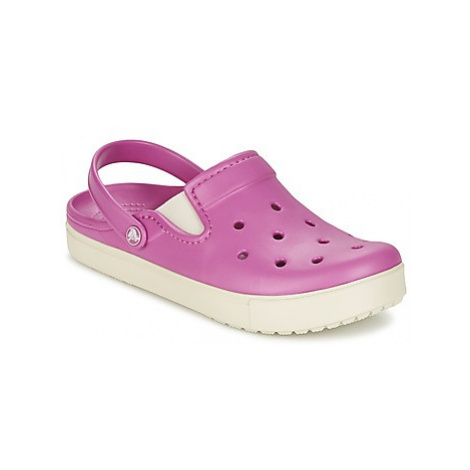 Crocs CITILANE CLOG women's Clogs (Shoes) in Pink