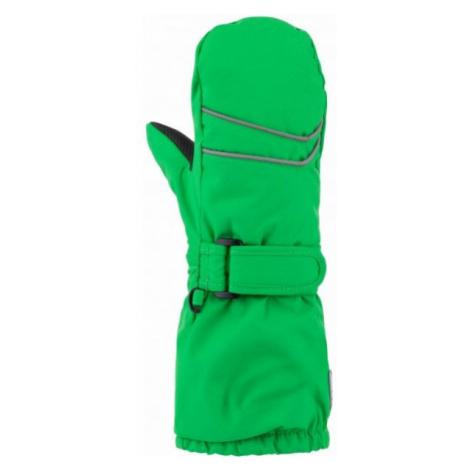 Loap RUBYK green - Kids' mittens